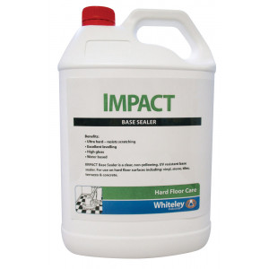 Whiteley Impact Floor Sealer 5L
