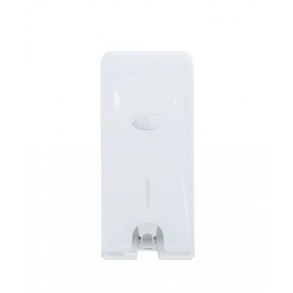 Livi Twin Vertical Toilet Paper Dispenser White